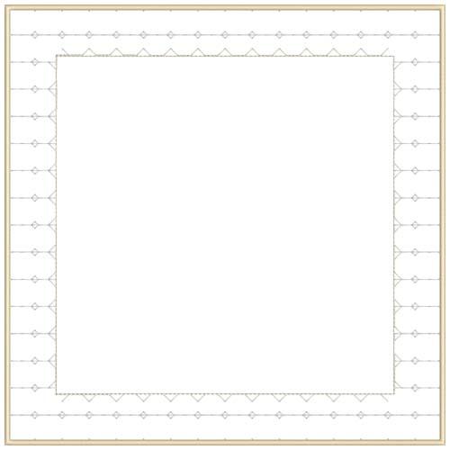 INTRO PRICED: Jacobean Sampler Quilt Blocks-29