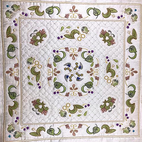 INTRO PRICED: Jacobean Sampler Quilt Blocks-57