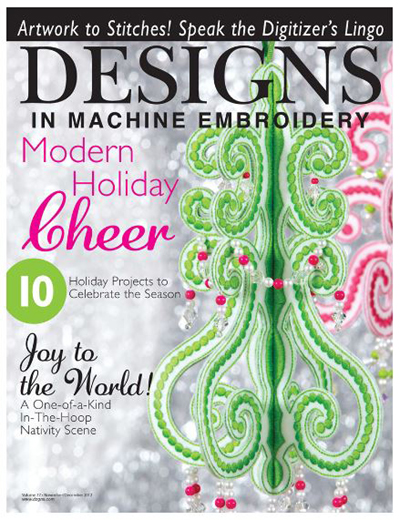 Chic Christmas Chandeliers -3