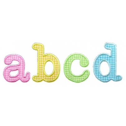 Sweet Dreams Alphabet