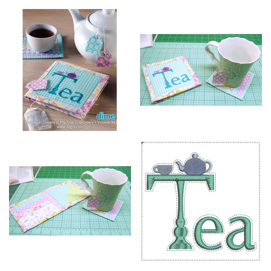 Take Time For Tea!
