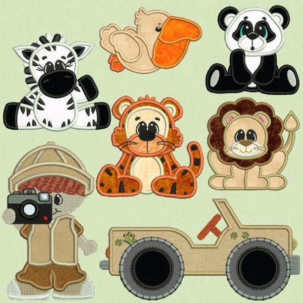 Little Safari 2 -3