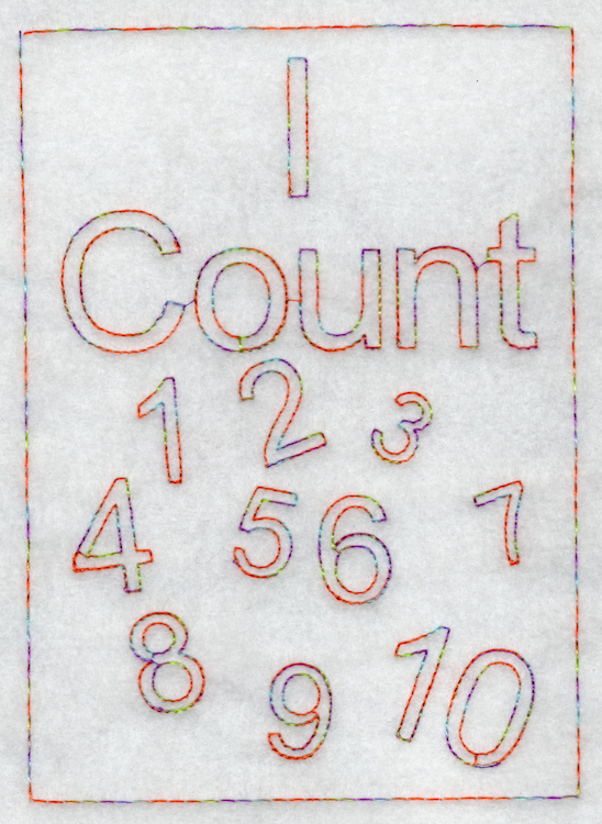 I Count-4