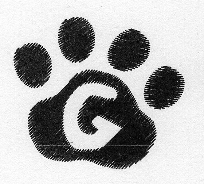 Cat Paw Trio GHI-4