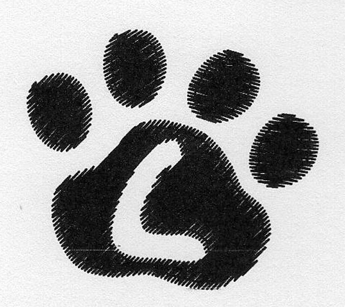 Cat Paw Trio JKL-6