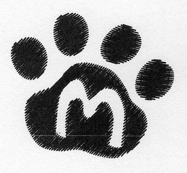 Cat Paw Trio MNO-4