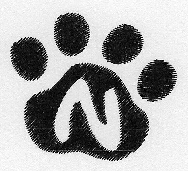 Cat Paw Trio MNO-5