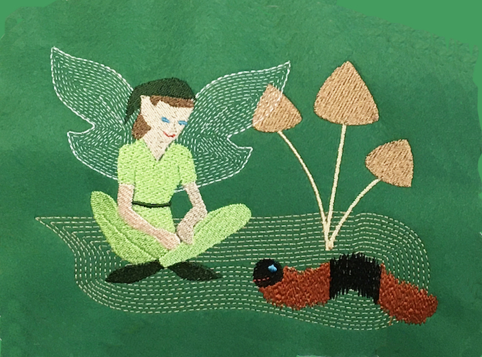 Fairy and Woolybear
