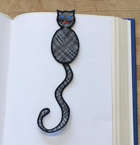 Kitty Cat Bookmark