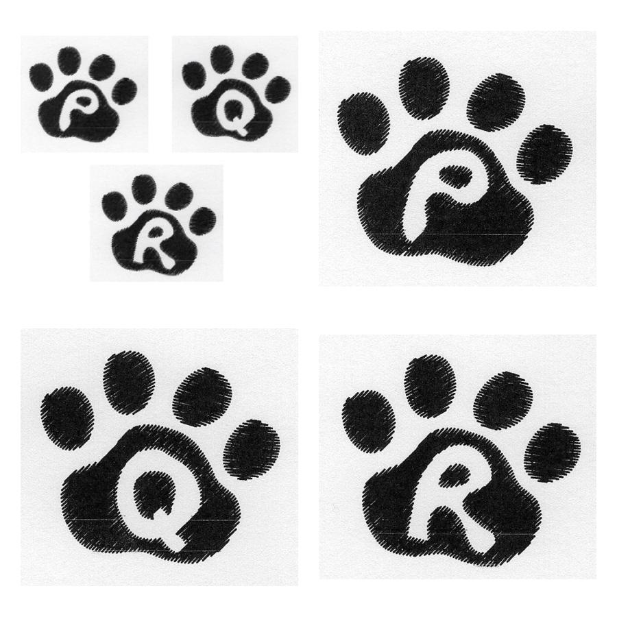 Cat Paw Trio PQR