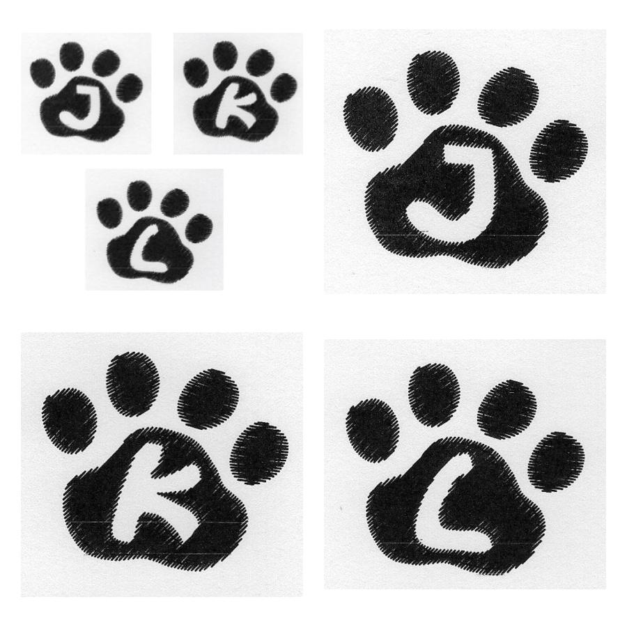 Cat Paw Trio JKL