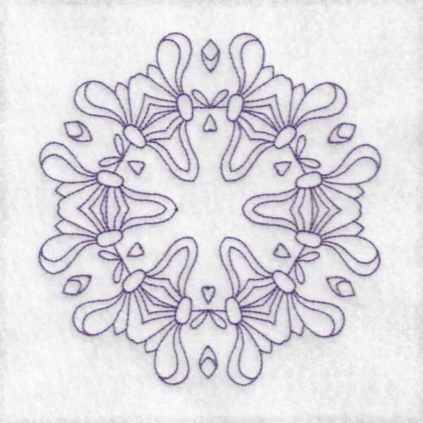 Daisy Hexagon Blocks -7
