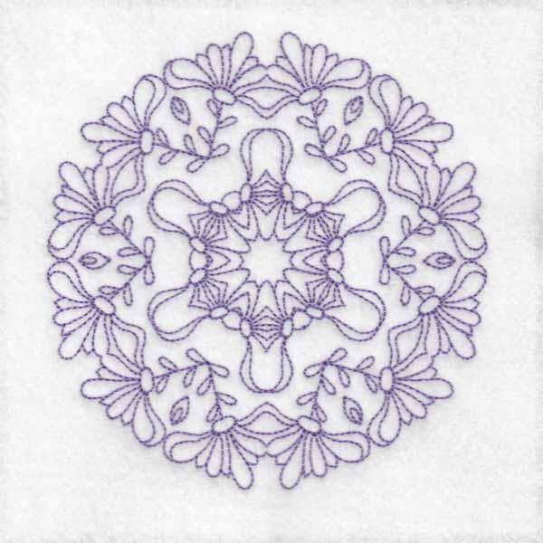 Daisy Hexagon Blocks -12