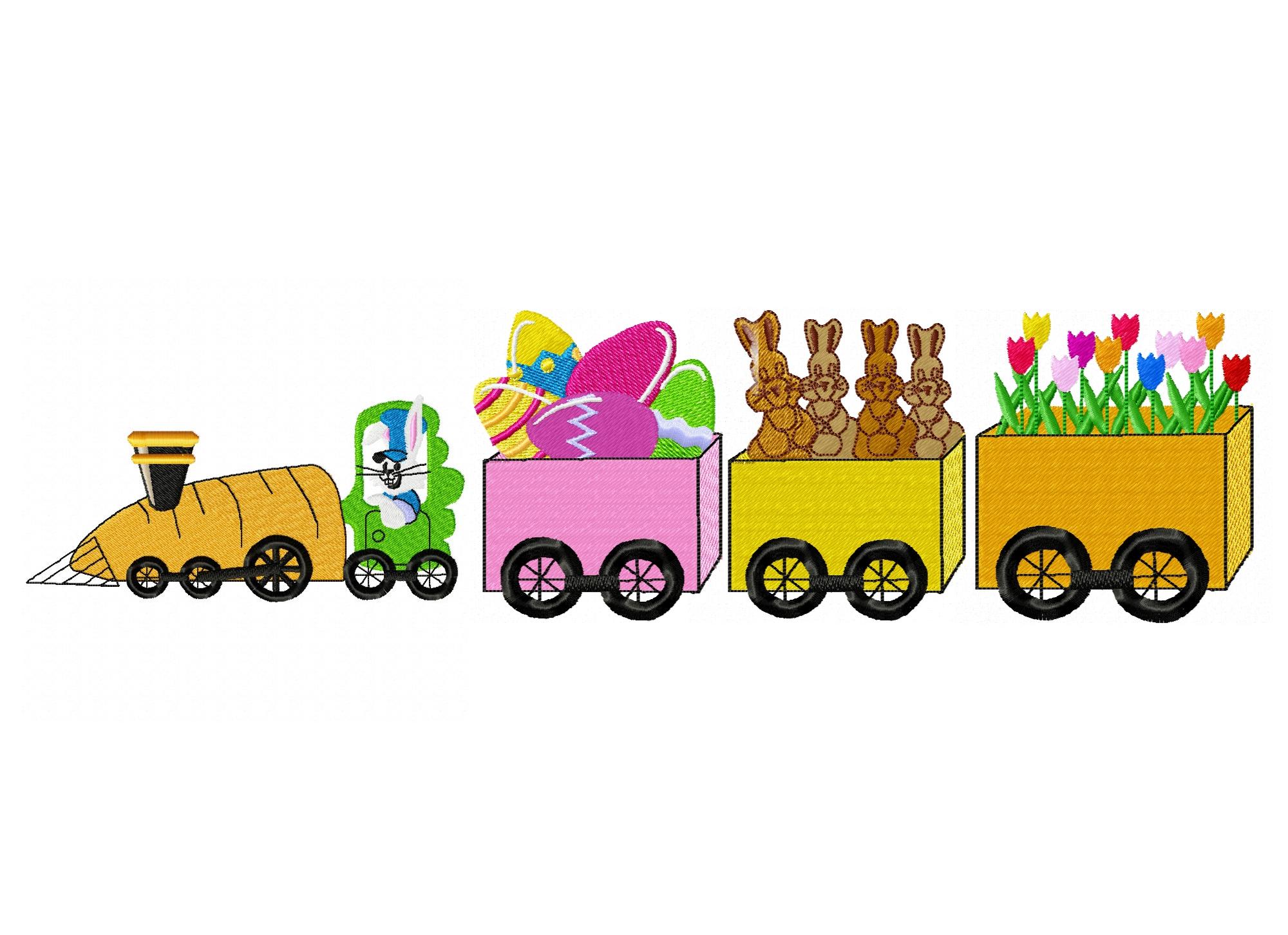 Easter Train-3