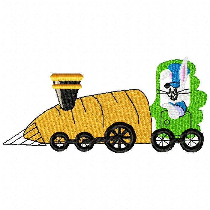 Easter Train-4