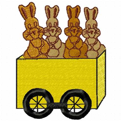 Easter Train-6
