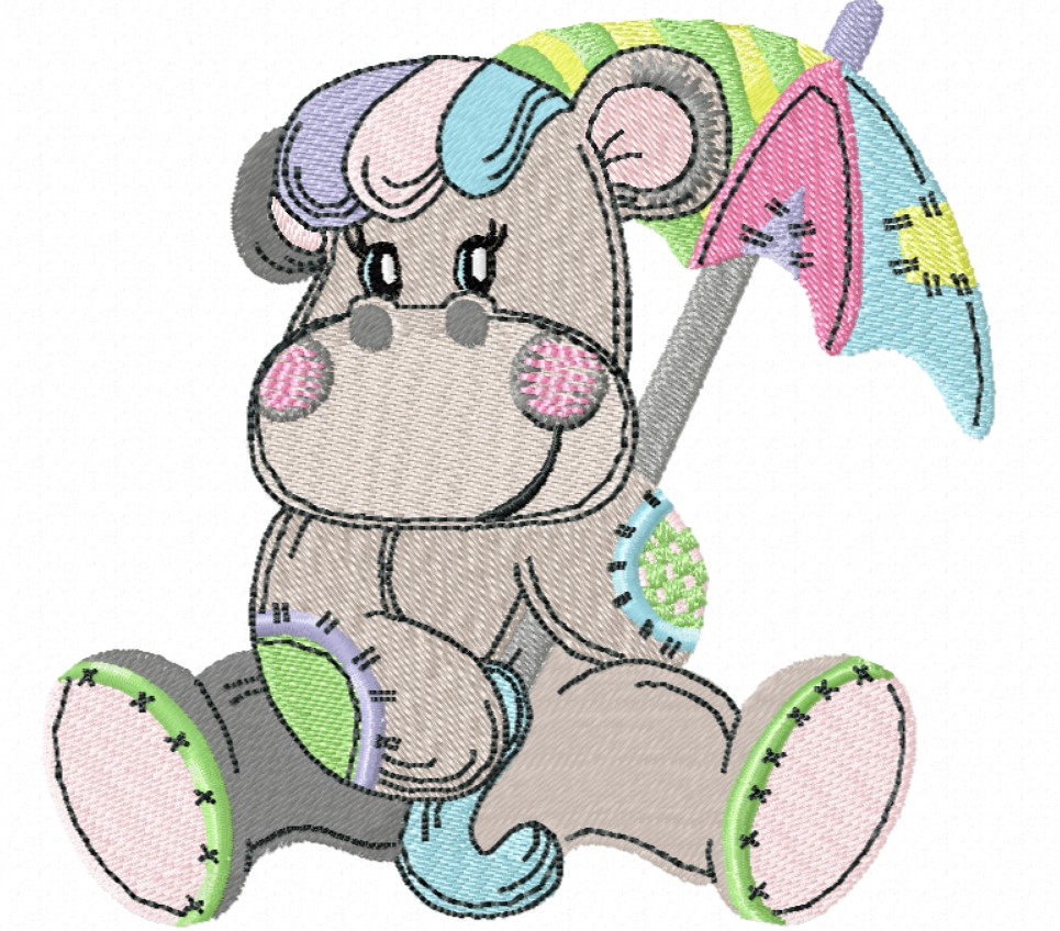 Happy Hippos A