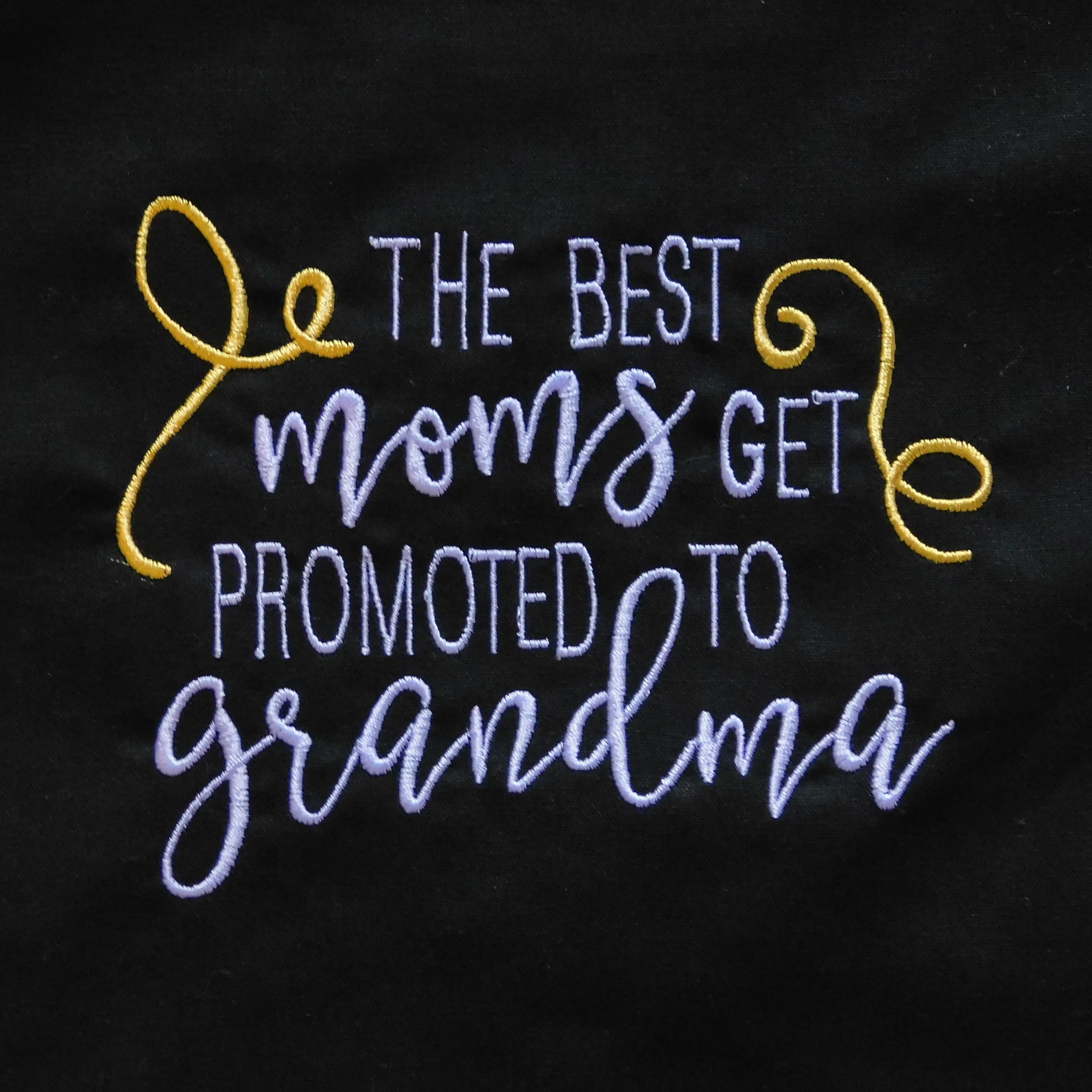 Mom & Grands