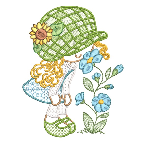 Little Sunbonnets 02