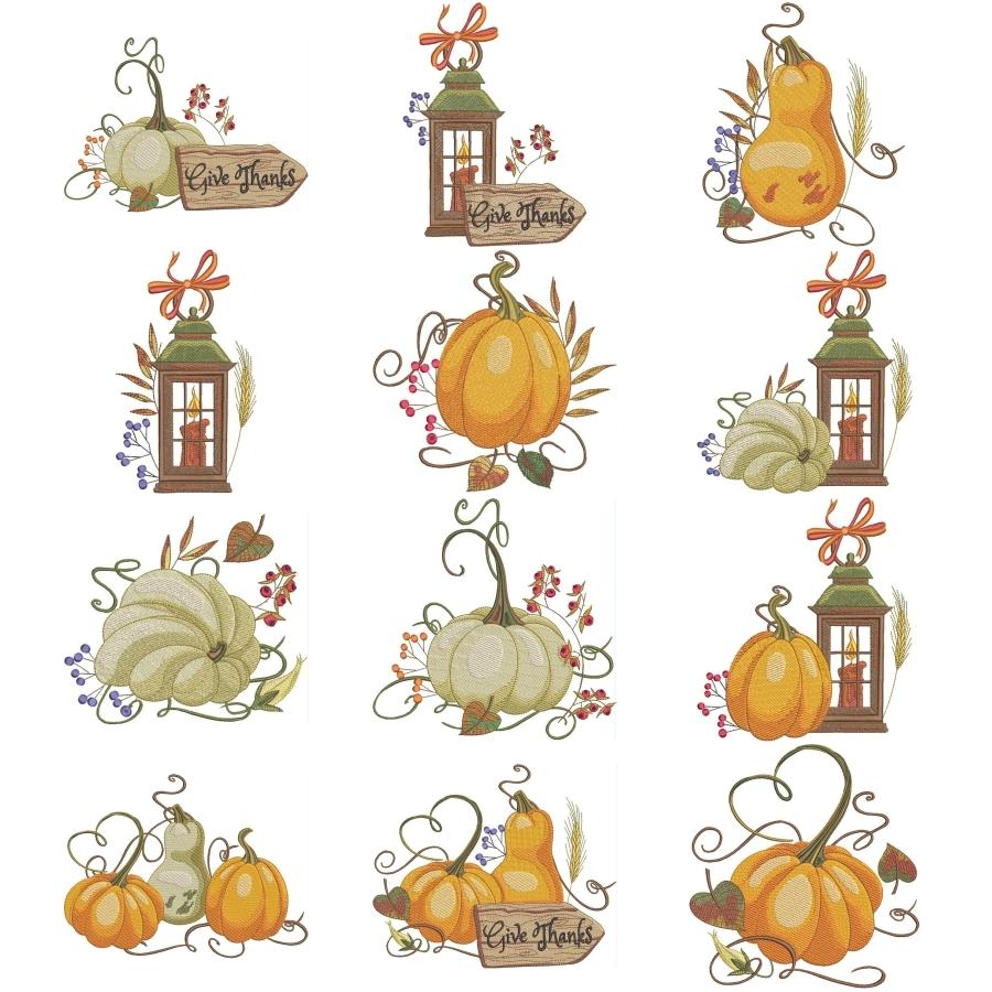Season For Pumpkins
