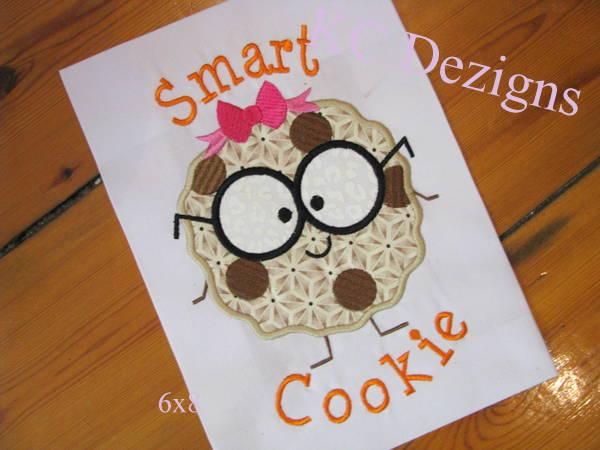 Smart Cookie Girl