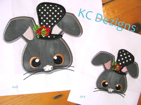 Christmas Critter Mouse With Top Hat