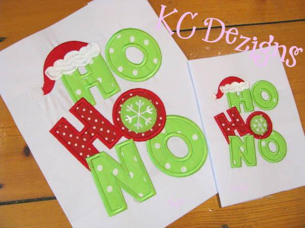 Christmas Ho Ho No