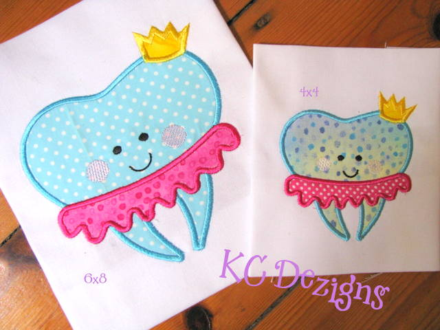 Tutu and Crown Tooth