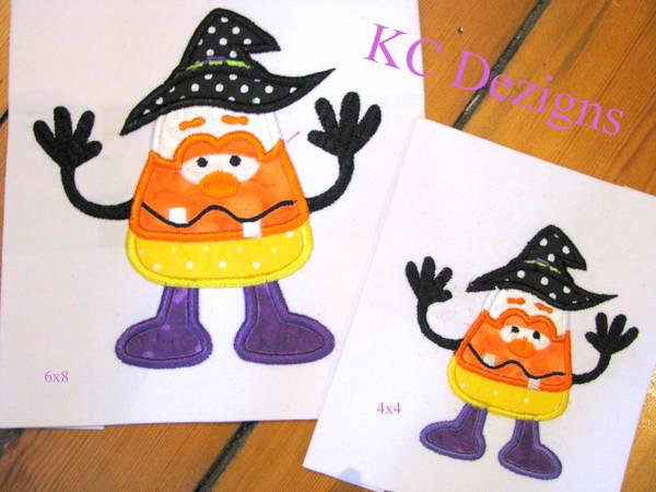 Wacky Halloween Corn 01