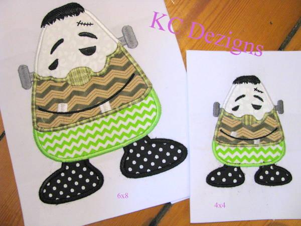 Wacky Halloween Corn 03
