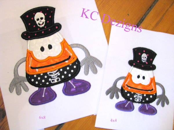Wacky Halloween Corn 04