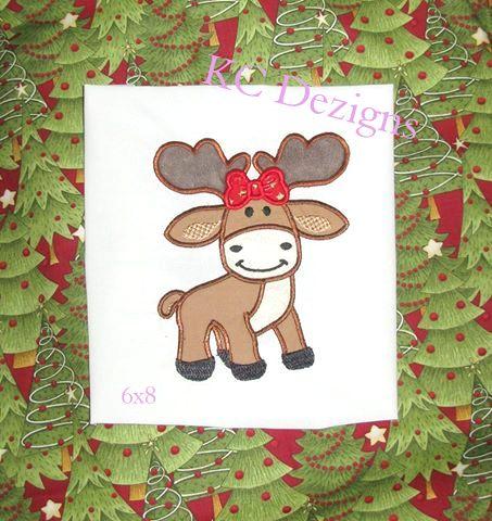 Christmas Moose 03