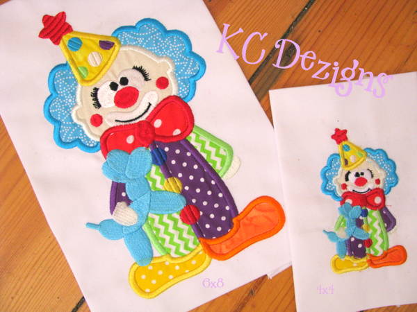 Cute Clown 01