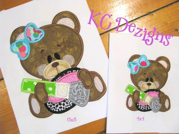 Beauty Bear 1