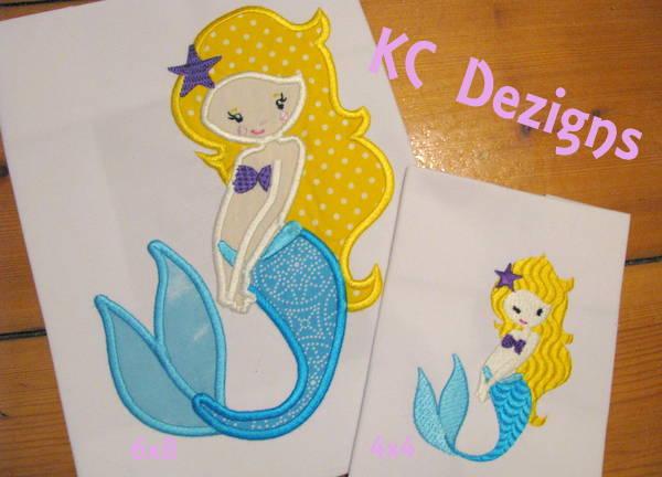 Mermaid Cutie 01