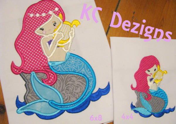 Mermaid Cutie 02