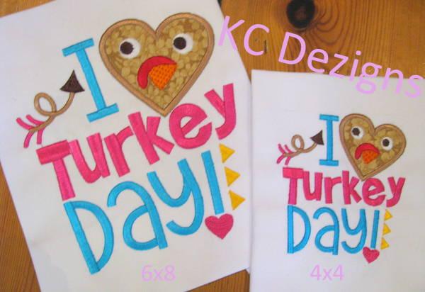 I Love Turkey Day