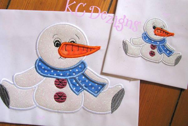 Snowman 01