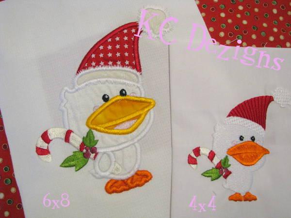 Christmas Duck 02