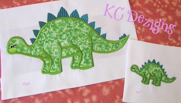 Cute Dinosaur 03