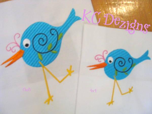 Googly Eyed Bird 02