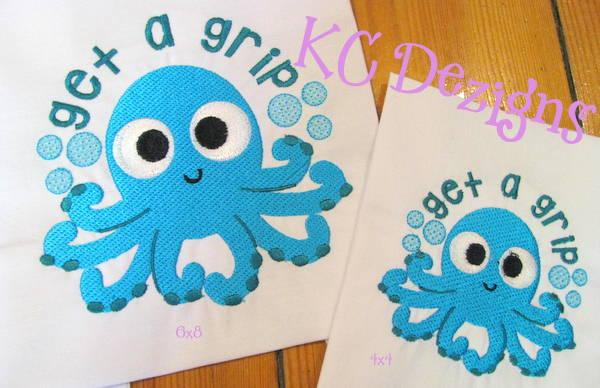 Get A Grip Octopus