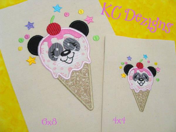 Ice Cream Panda