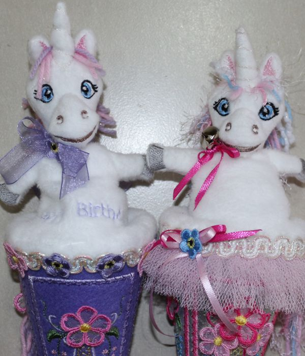 Pop-up Unicorn Puppet-3