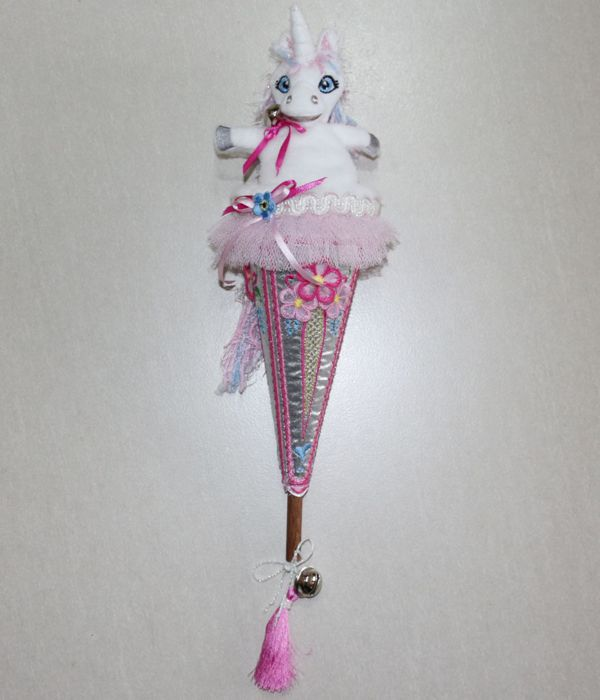 Pop-up Unicorn Puppet-5