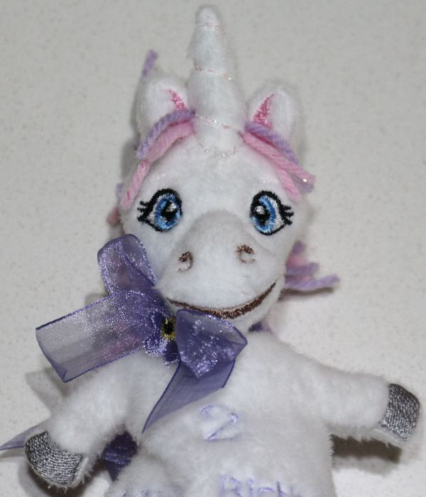 Pop-up Unicorn Puppet-7