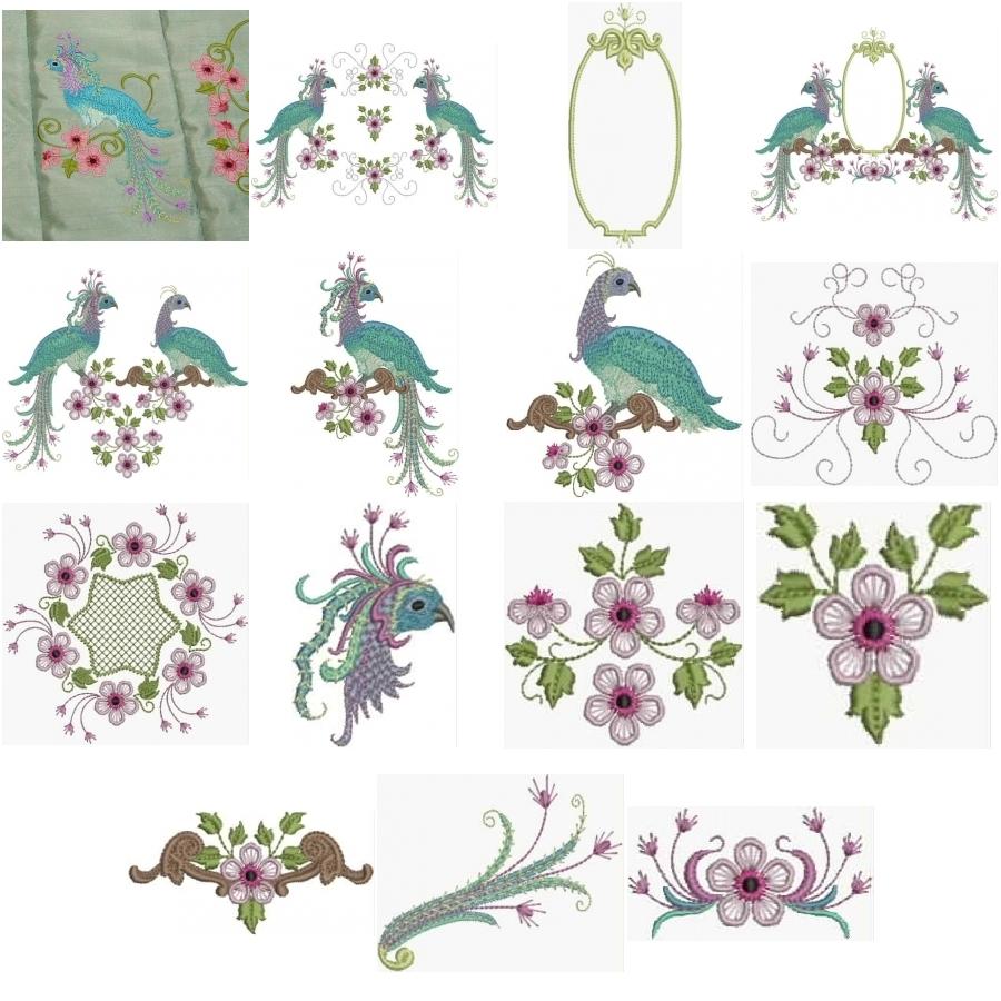 Pretty Birds volume 1
