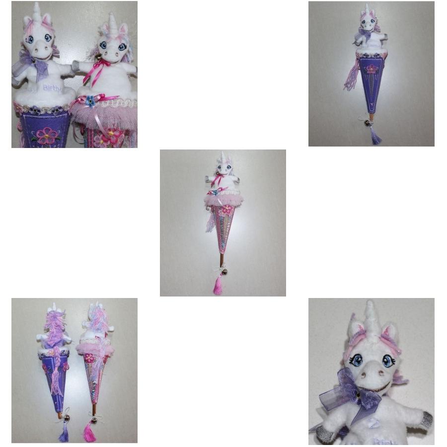 Pop-up Unicorn Puppet
