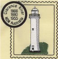 Australia 2 Lighthouse Stamps
