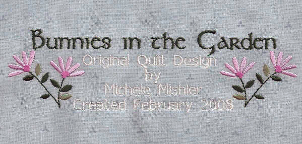 Personalized Quilt Labels